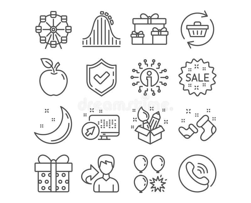 web ilustração stock