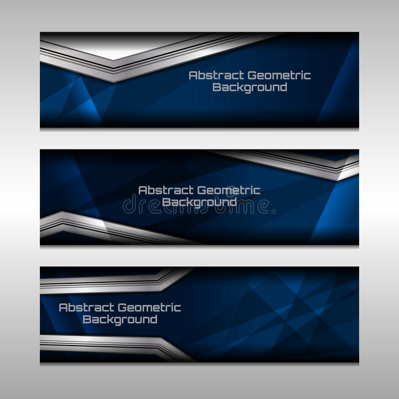 Download Web Banners Design Stock Vector - Image: 83710928