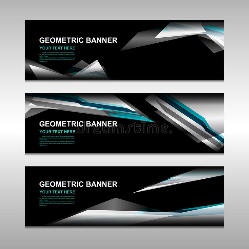 Download Web Banners Design Stock Vector - Image: 83711178