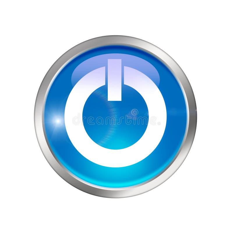Download Web button stock illustration. Image of blue, illustration - 17406108