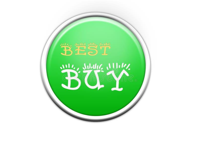 Web button-buy stock photo