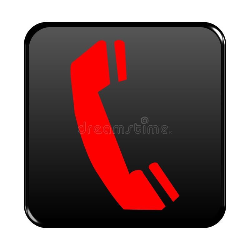 Free Web Button - Telephone Stock Photos - 6380773