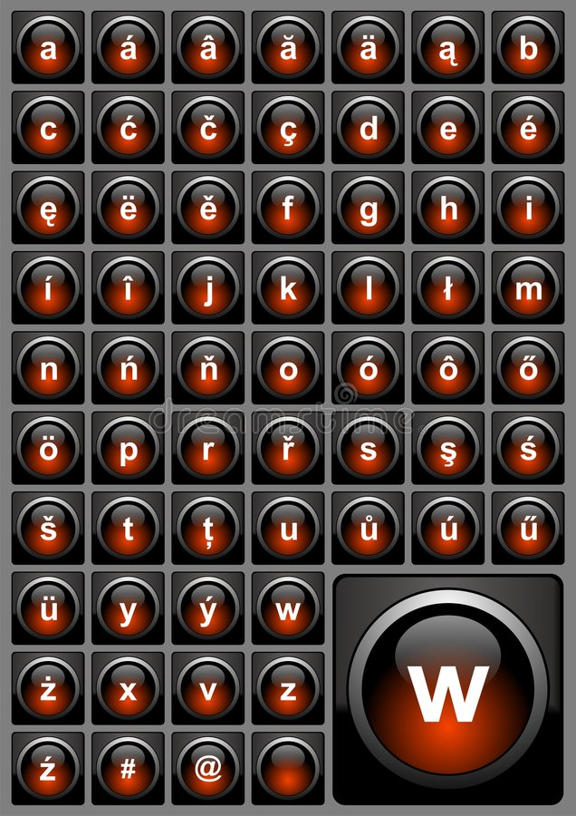 Download Web Buttons Royalty Free Stock Image - Image: 7586086