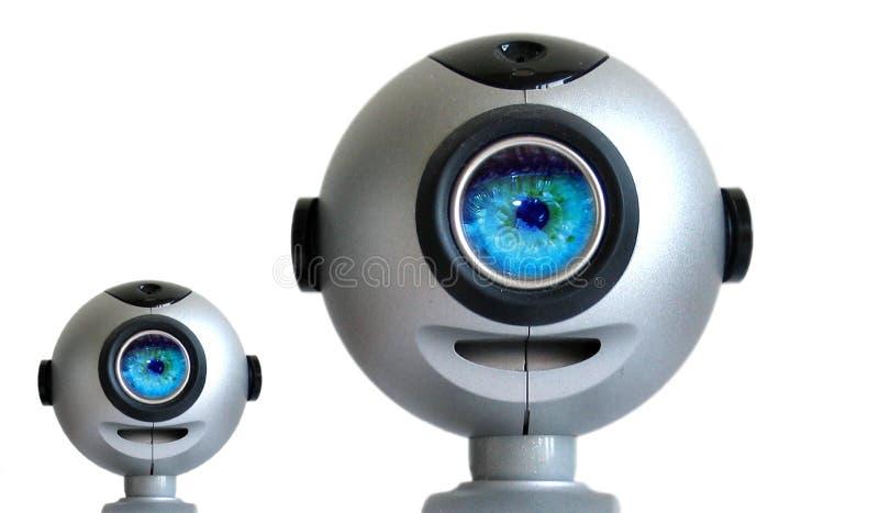 Download Web cam stock image. Image of communication, lens, camera - 2522541