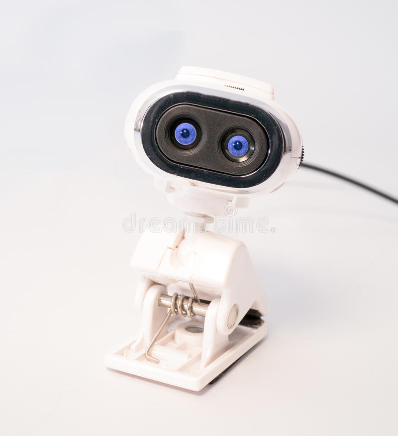 Web Cam Spy Eyes stock photos