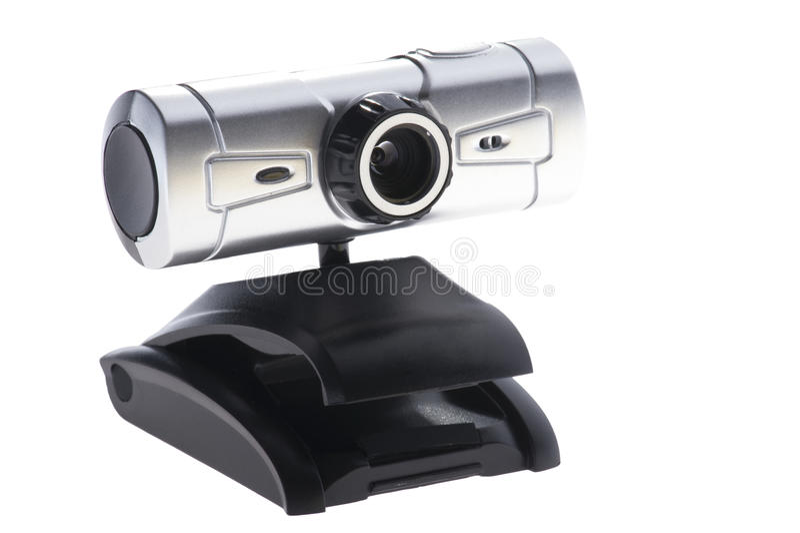 Web camera stock images