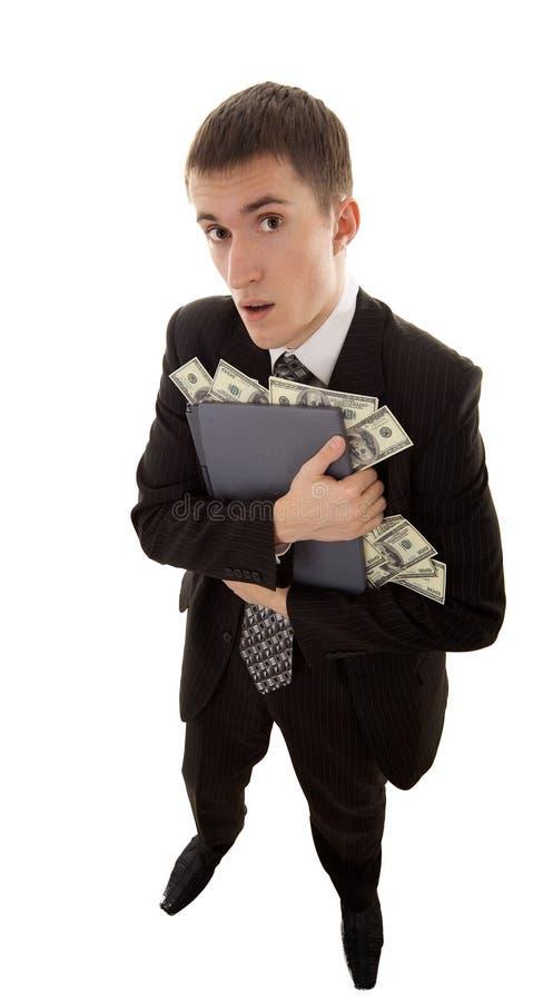 Download Web-criminal stoles money stock image. Image of criminal - 4735535