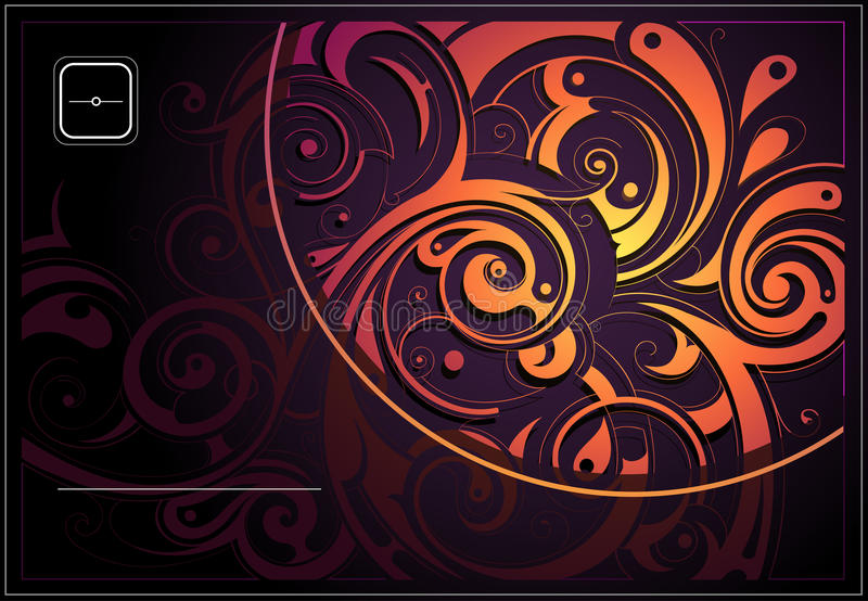 Download Web design stock vector. Image of graphic, design, style - 25528267