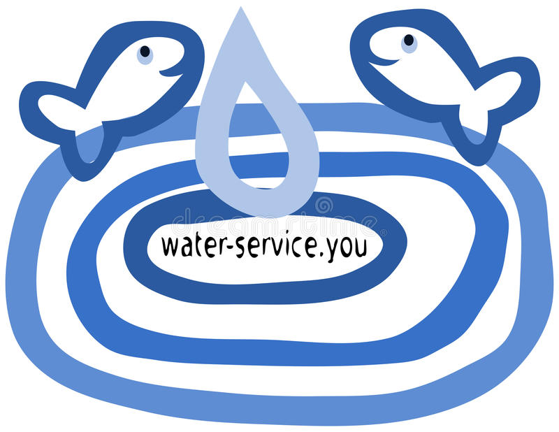 Download Web Design For Companies Working With Water Or Water Animals Stock Photo - Image: 43463200