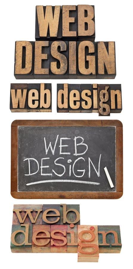 Download Web design concept collage stock image. Image of black - 23772949