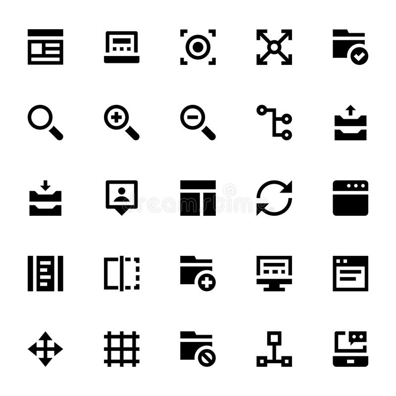 Web Design and Development Vector Icons 4. Here is a useful and trendy Web Design and Development icons pack. Hope you can find a great use for them in your vector illustration