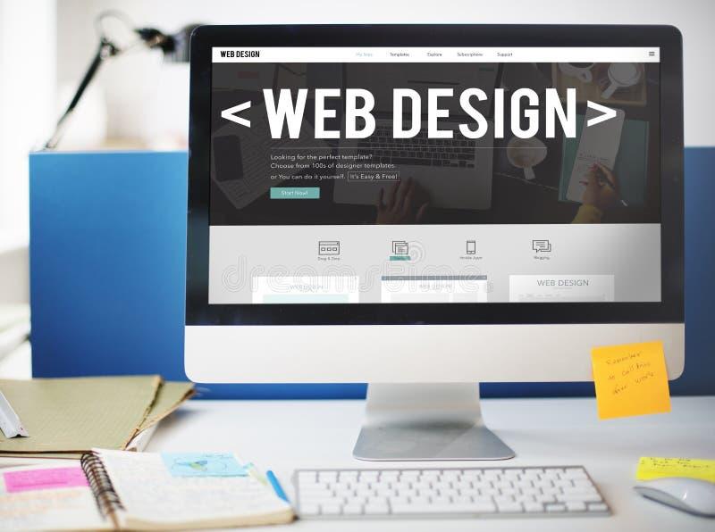 Web design layout blogging internet program concept stock image download web design layout blogging internet program concept stock image image of screen blog solutioingenieria Gallery