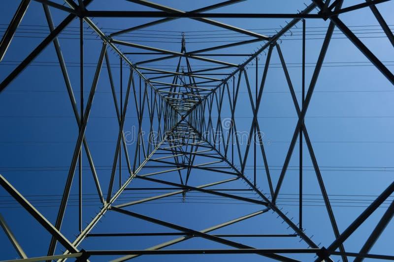 Web do metal. foto de stock royalty free
