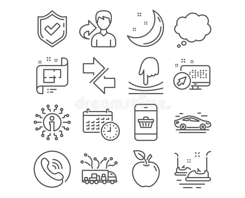 web illustration stock