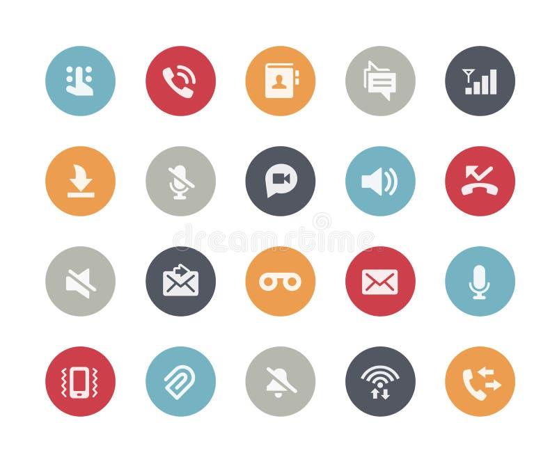 Web et icônes mobiles - classiques de 1 // illustration stock