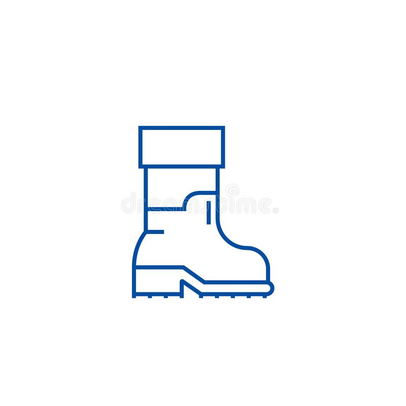 Boots Ground Stock Illustrations \u2013 374 Boots Ground Stock