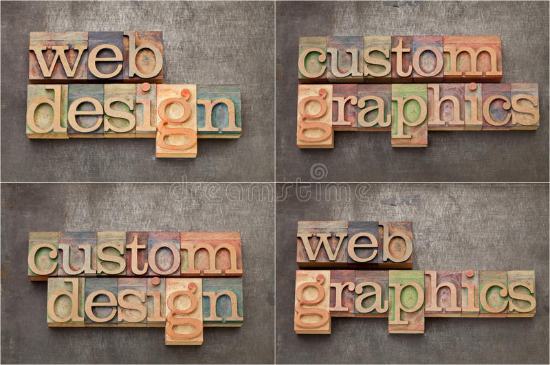 Download Web And Graphics Custom Design Stock Image - Image: 25796121