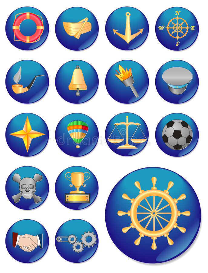 Download The Web Icon. Vector Image. Stock Vector - Image: 3082413