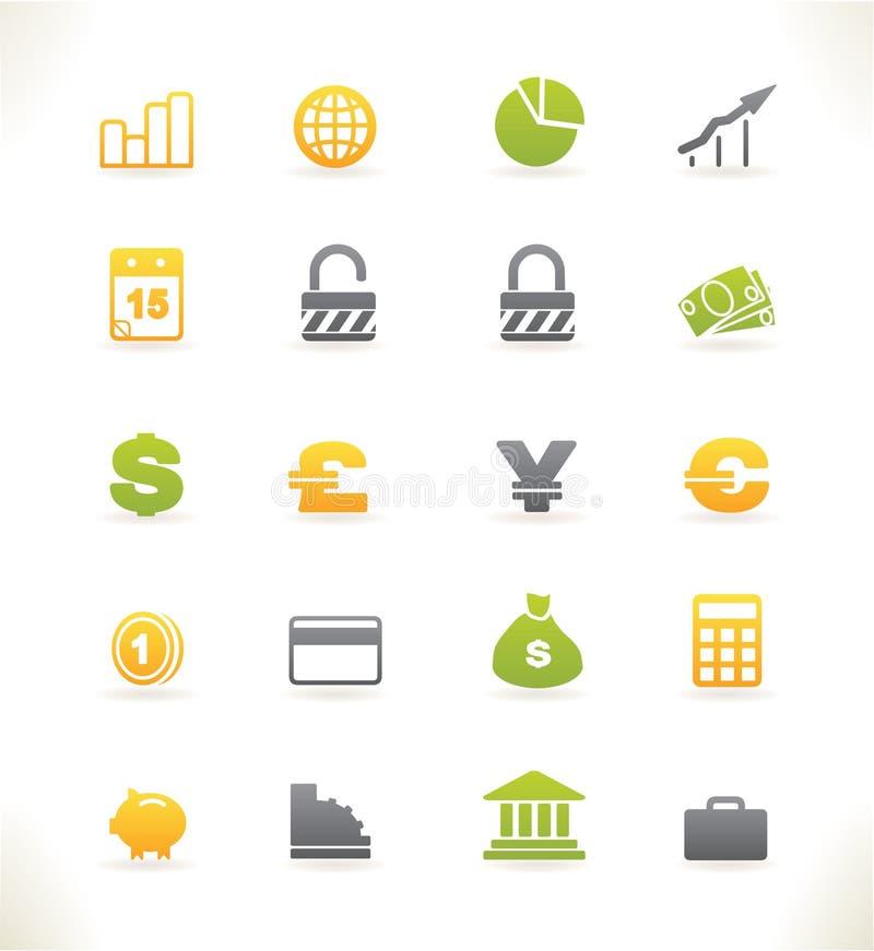 Free Web Icons 2 Stock Photo - 7870640