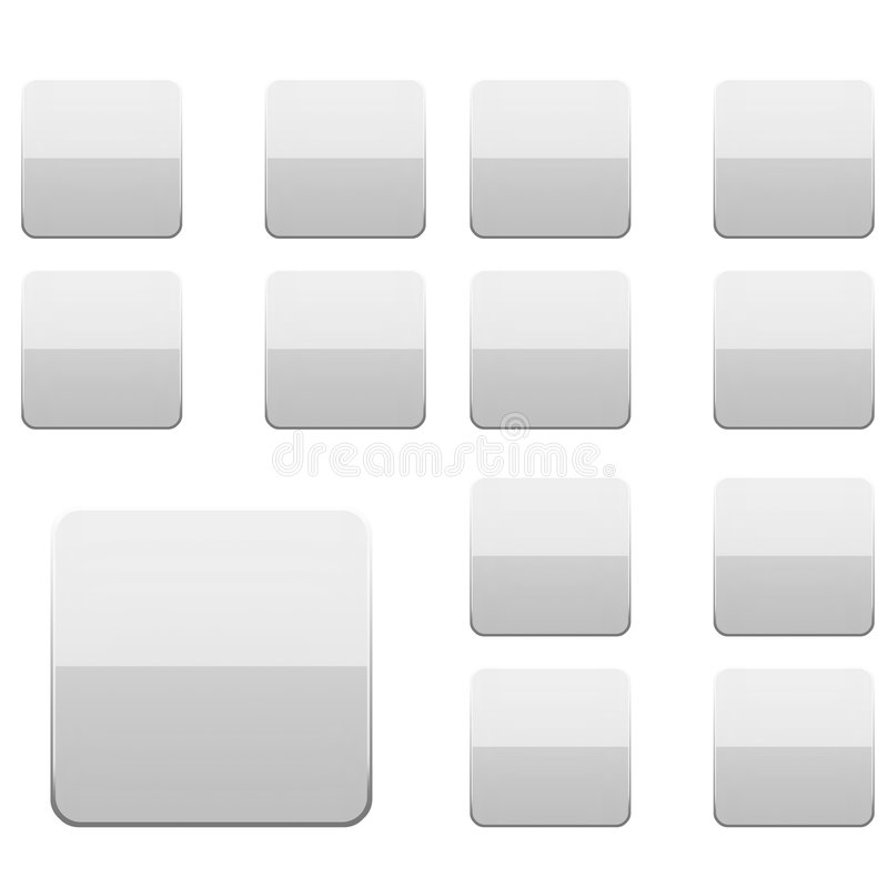 Download Web icons collection stock illustration. Image of aqua - 7200722