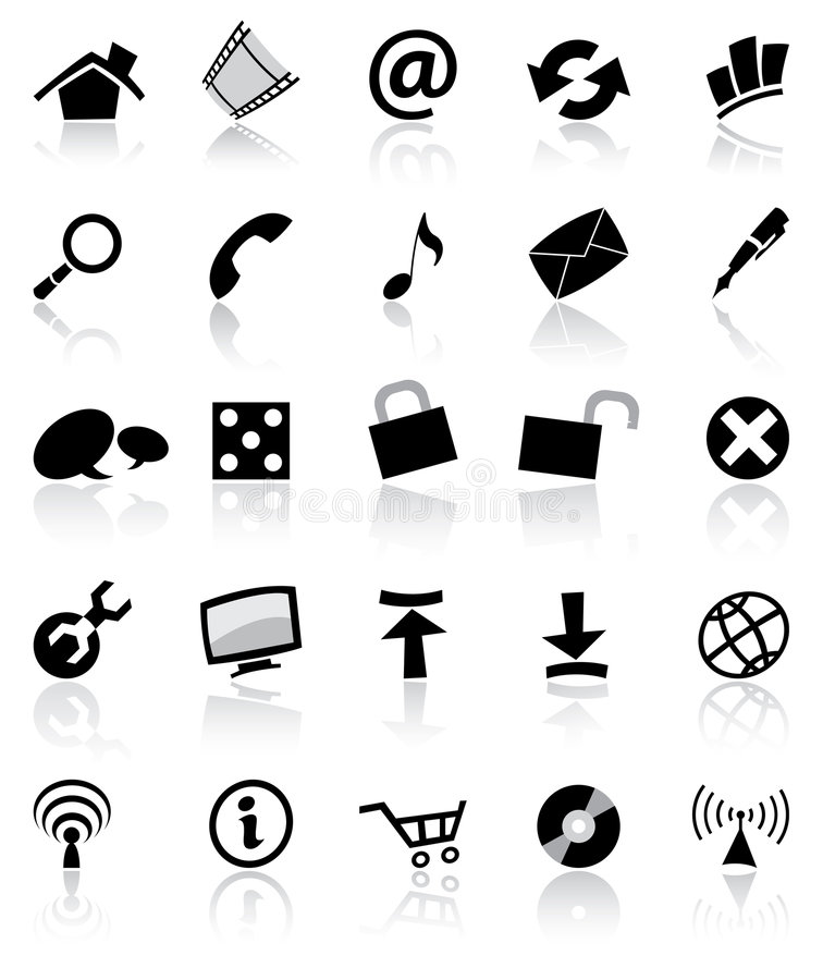 Web-Ikonen