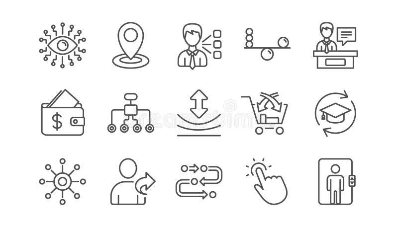 web illustration de vecteur