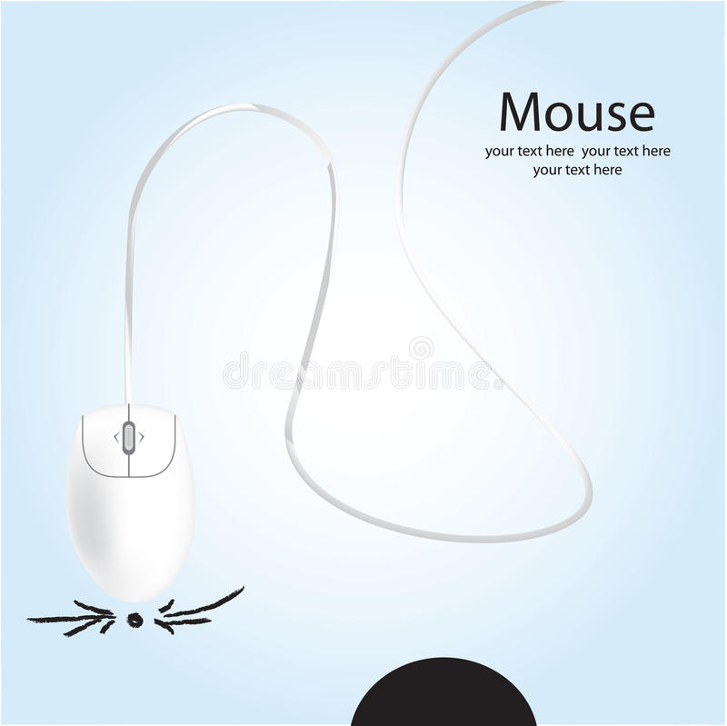 Web Mouse Royalty Free Stock Images