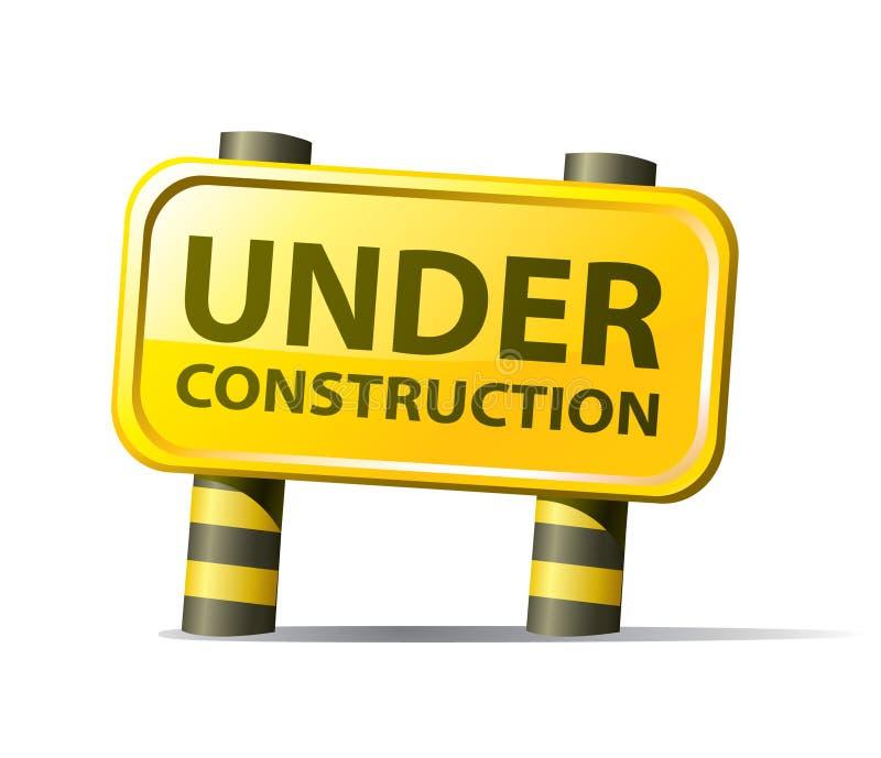 Web site sob a construção