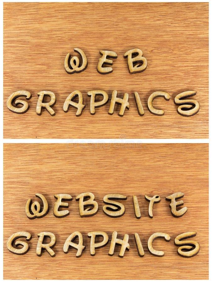 Web website graphics computer design message royalty free illustration