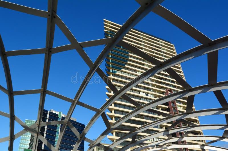 Download Webb Bridge - Melbourne stock photo. Image of bridge - 40061504