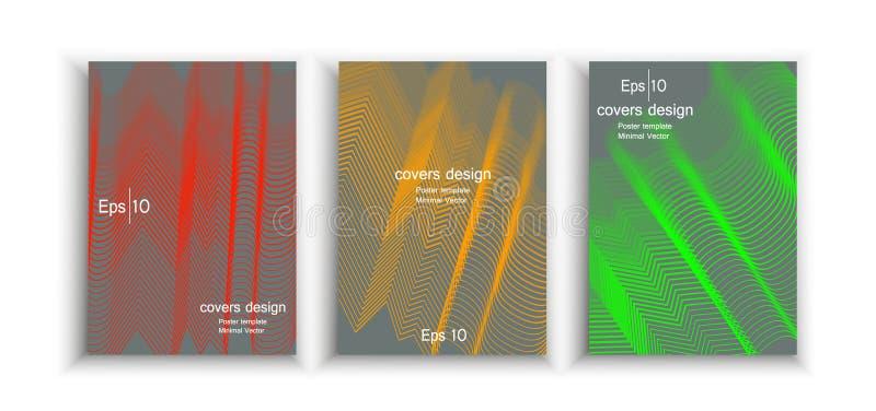 Webbanner, vectorillustratie in moderne stijl stock afbeelding
