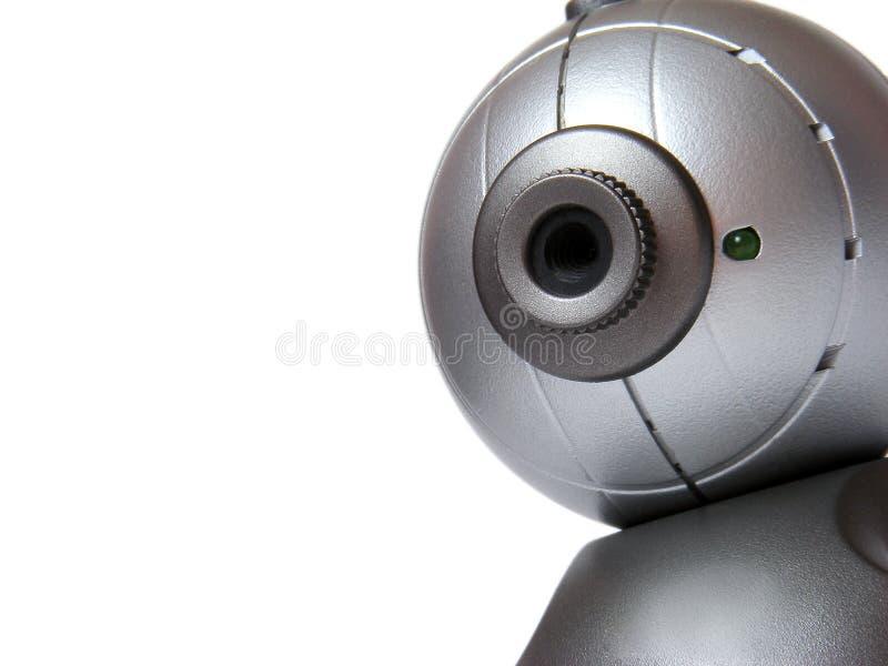 Download Webcam στοκ εικόνα. εικόνα από υπολογιστής, ψηφιακά, γκρίζος - 13185939