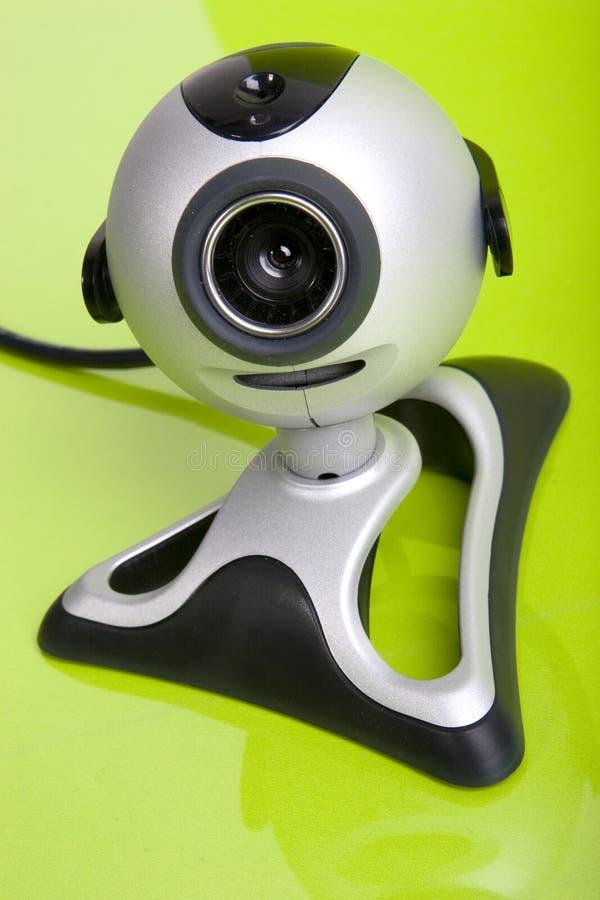 Webcam photos libres de droits