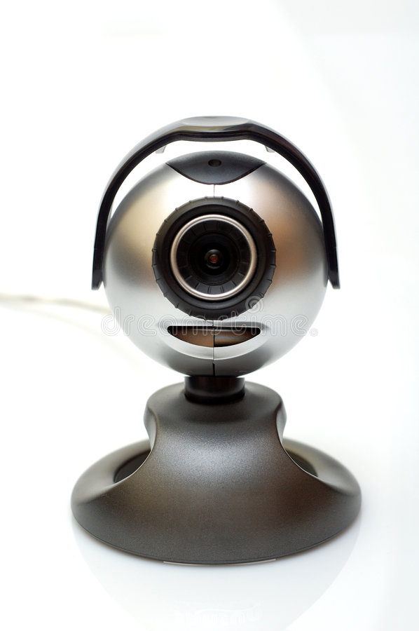 Webcam royalty free stock image