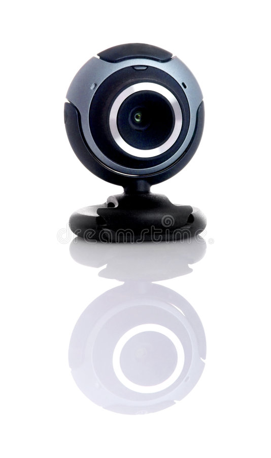 Webcam stock foto's