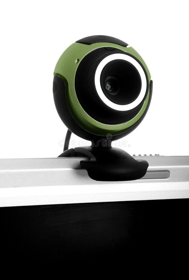 Webcam photographie stock
