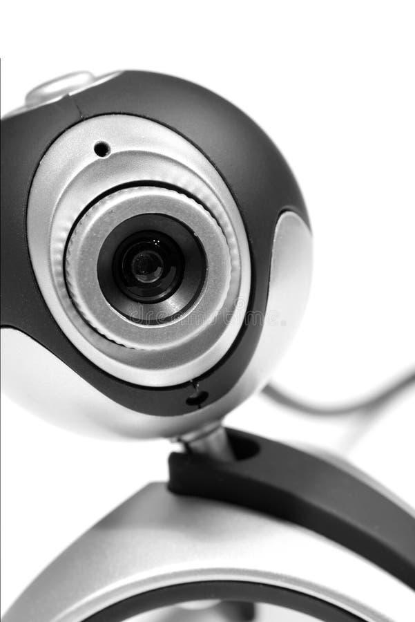Webcam fotografía de archivo libre de regalías