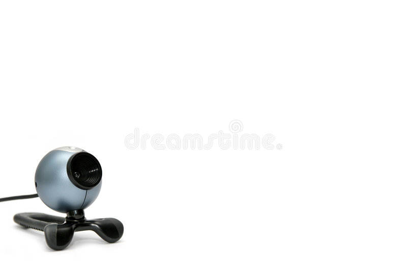 Webcam royalty-vrije stock fotografie