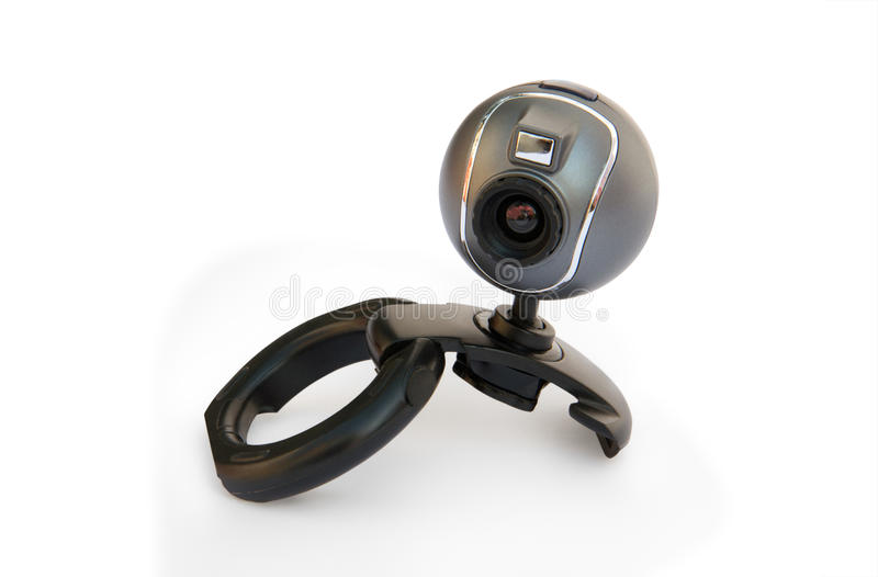 Webcam photographie stock