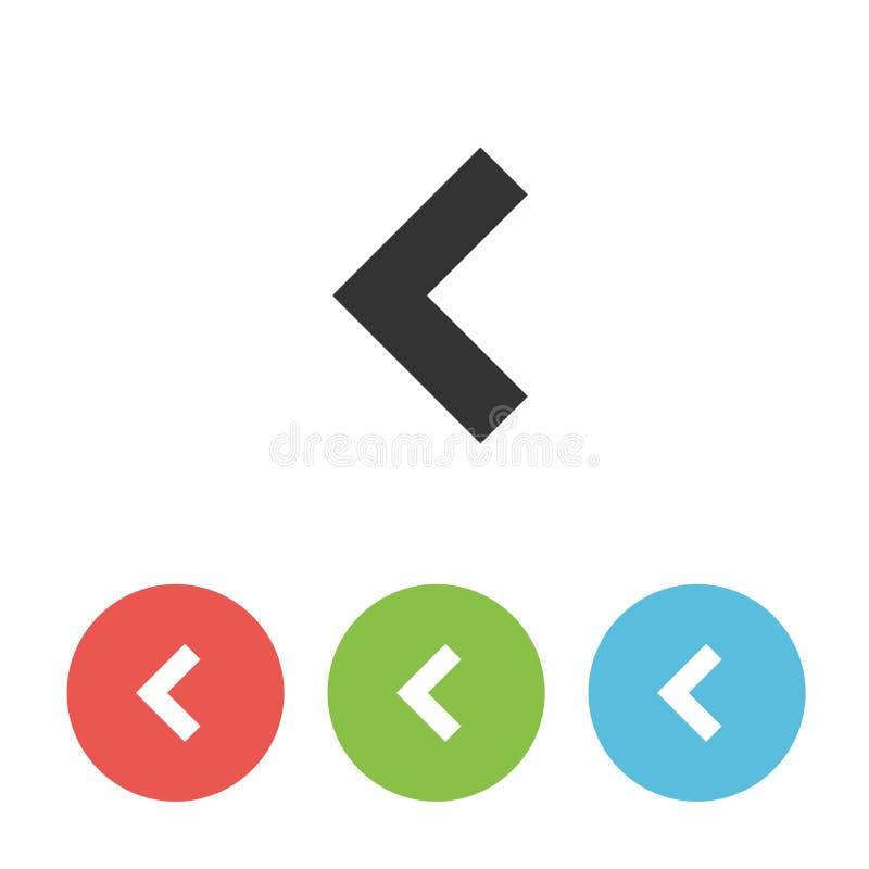 webdesign的唯一箭头 库存例证. 插画 包括有 数字式图片
