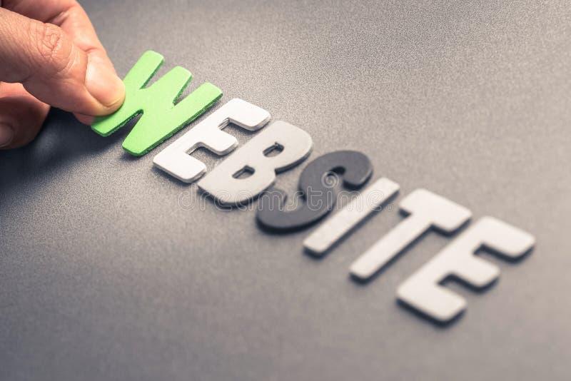 website immagine stock libera da diritti