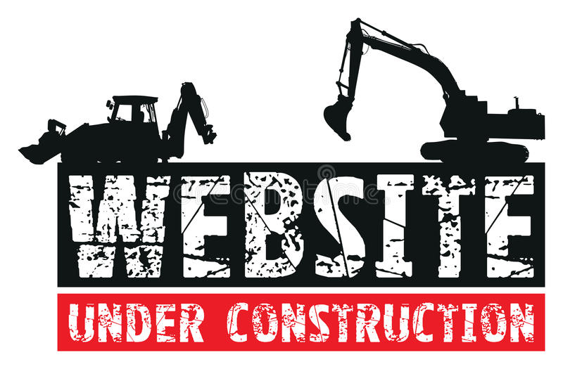 Download Website Construction Stock Photo - Image: 26339570