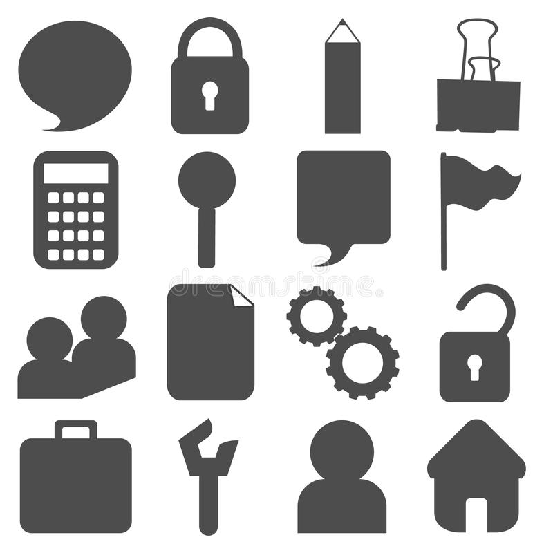 Website icon great for any use. Vector EPS10. vector illustration