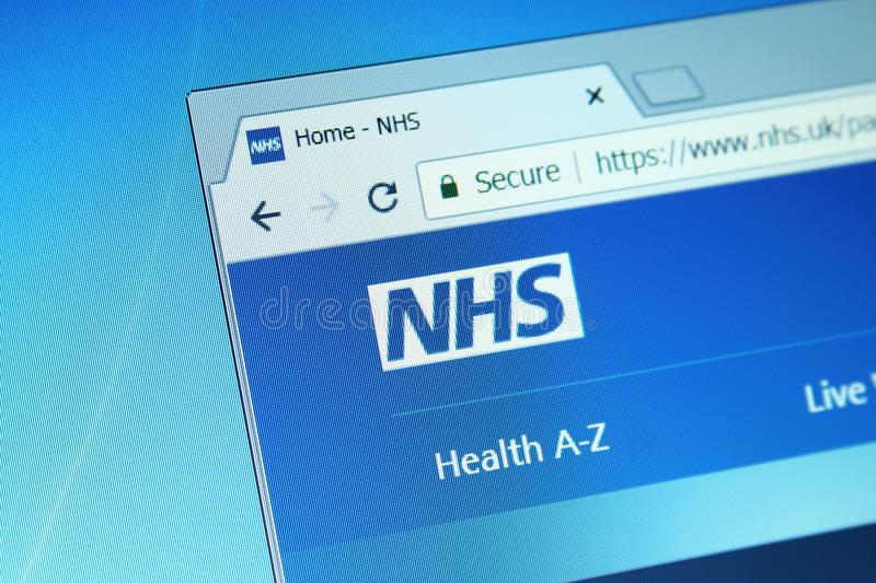 National Health Service , NHS royalty free stock images