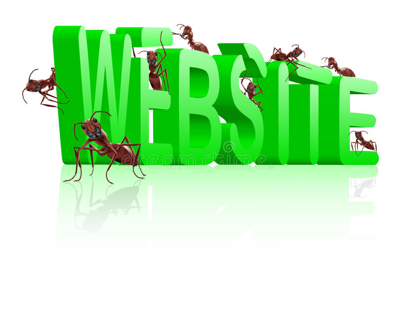 Download Website Under Construction Web Development Royalty Free Stock Photo - Image: 15524685