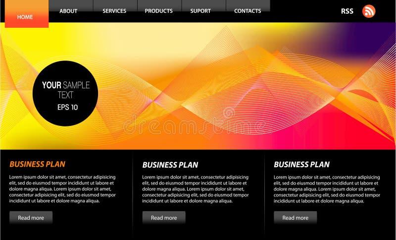 Website Vector Elements