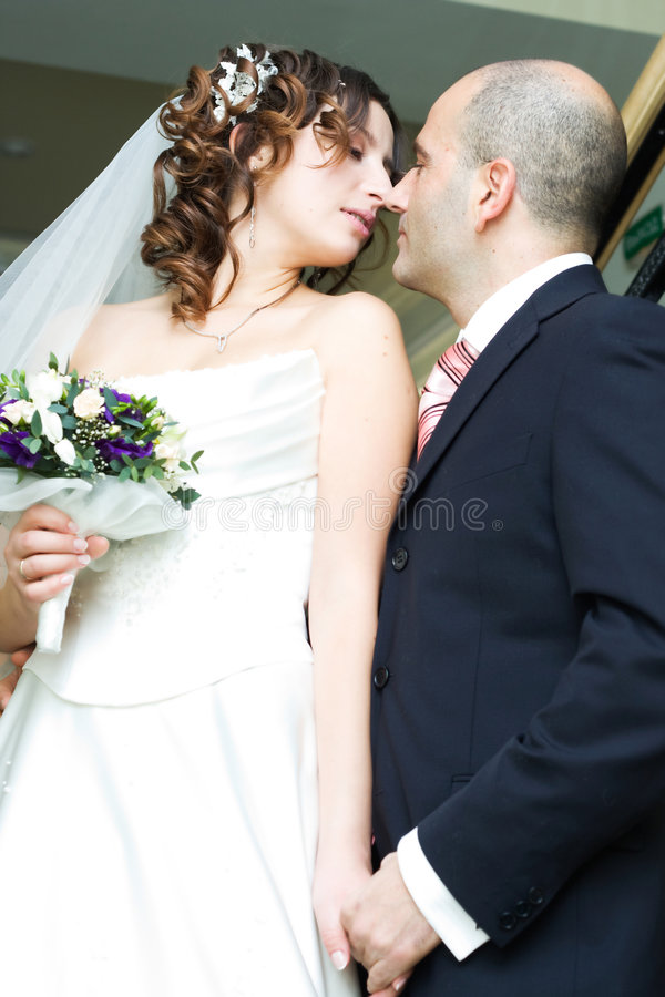 Download Wedded stock image. Image of family, husband, bunch, beautiful - 4019433