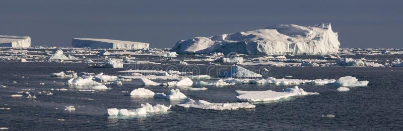 weddell för Antarktisisberghav arkivfoto