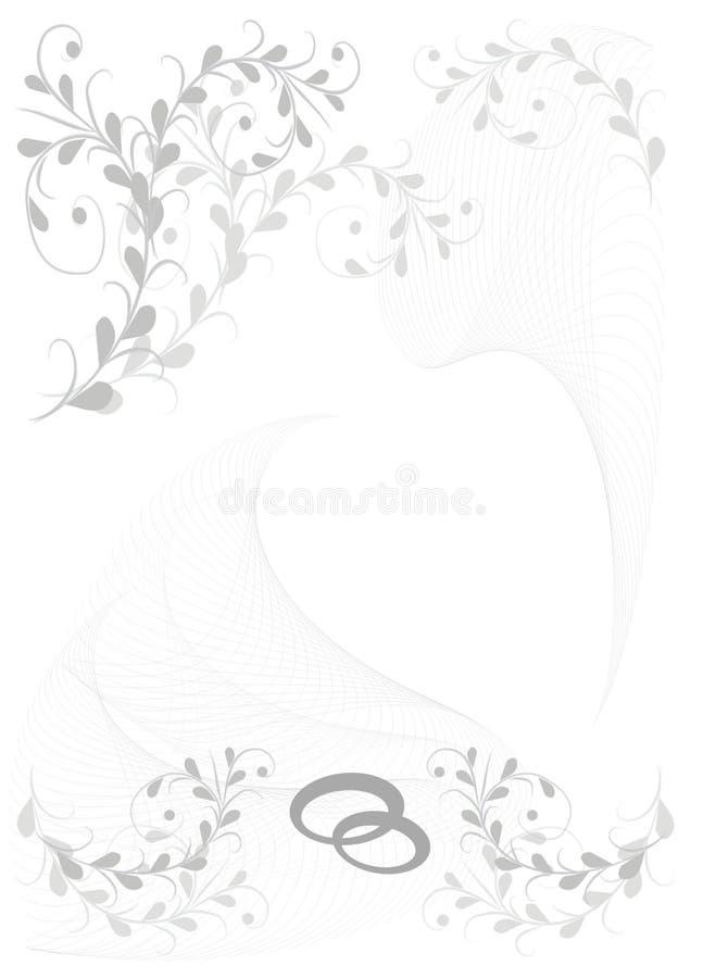 wedding желания бесплатная иллюстрация