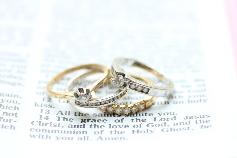 Wedding комплекты стоковое изображение